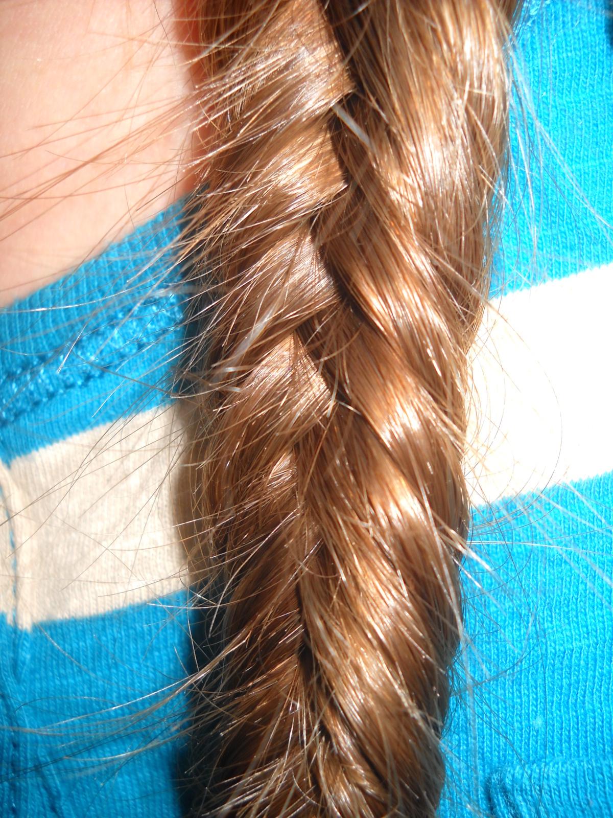 Photos De Tresse 4 Brins Mes Cheveux