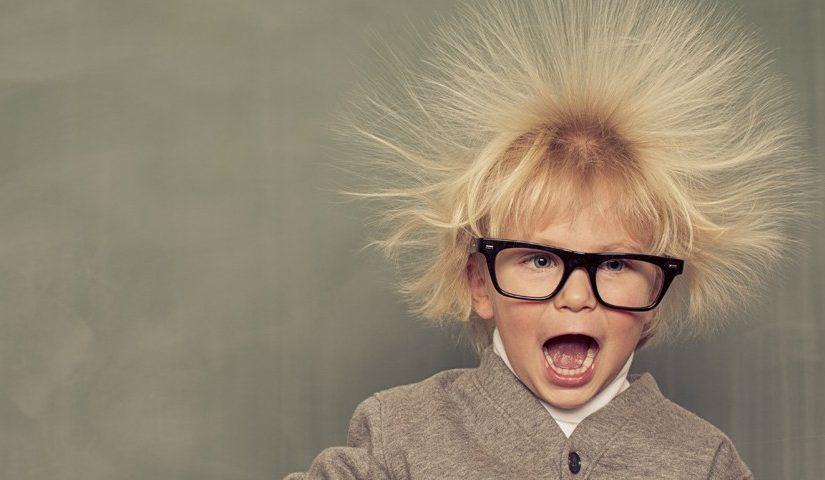 Cheveux electrique