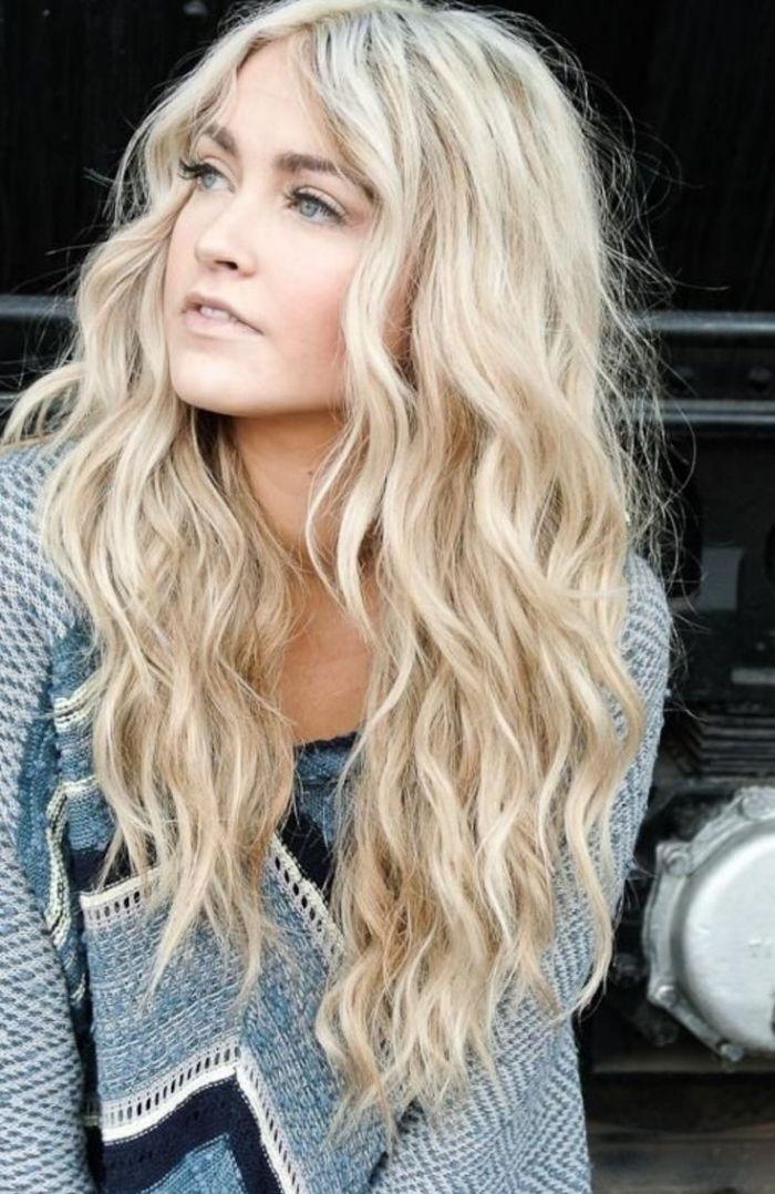 Fabuleux Cheveux ondulés – Mes Cheveux CJ39