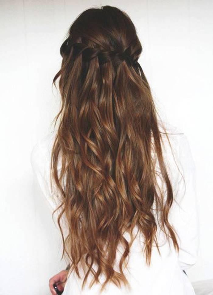 Beliebt Coiffure cheveux long – Mes Cheveux IQ54