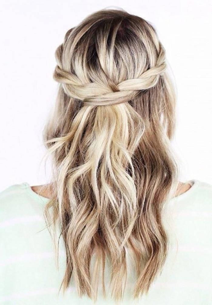 Connu Coiffure cheveux long – Mes Cheveux BB13