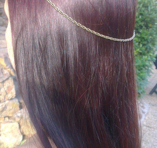 Henné cheveux