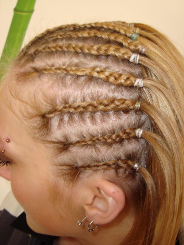 Photos De Tresses Coll 233 Es Mes Cheveux